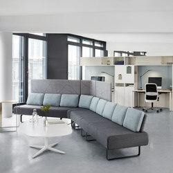 SETTLE | Modulare Sitzgruppen | Bene