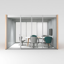 NOOXS THINK TANK | Sound absorbing architectural systems | Bene