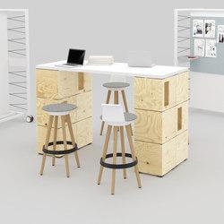 PIXEL Table | Mesas altas / atriles | Bene