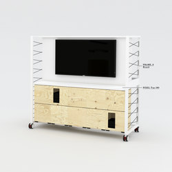 PIXEL Storage Space | Rangement | Bene