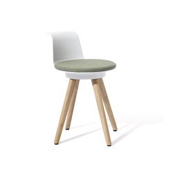 TIMBA Stool | Swivel stools | Bene