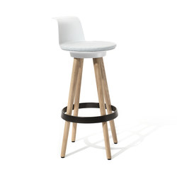 TIMBA Stool | Bar stools | Bene