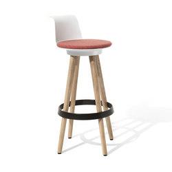 TIMBA Stool | Bar stools | Bene