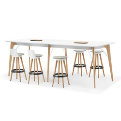 TIMBA Table | Standing meeting tables | Bene