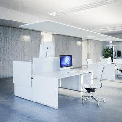 Quaranta5 | Desking systems | Fantoni