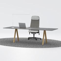 DELTA | Individual desks | Bene