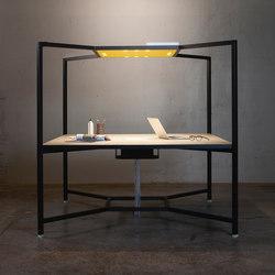 Hub | Sistemi tavolo | Fantoni
