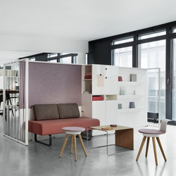 FRAME_S | Office Pods | Bene