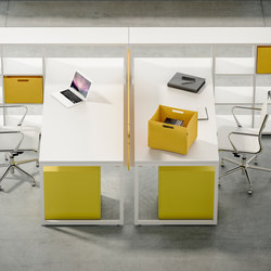 Framework 2.0 | Tischsysteme | Fantoni
