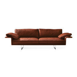 Alato Sofa | Lounge sofas | black tie