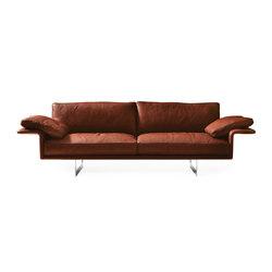 Alato Sofa | Sofás lounge | black tie