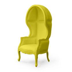 Plastic Fantastic Canopy Banana | Garden armchairs | JSPR