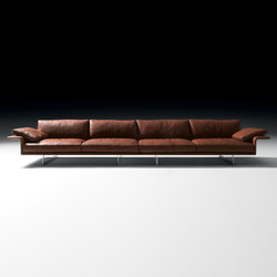 Alato Sofa | Loungesofas | black tie