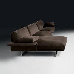 Alato Sofa | Sofás | black tie