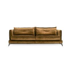 Brando Sofa | Loungesofas | black tie