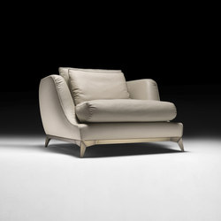 Brando Armchair | Lounge chairs | black tie