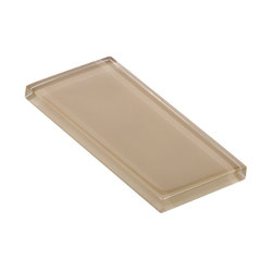 Glasstints | khaki glossy | Carrelage en verre | Interstyle Ceramic & Glass