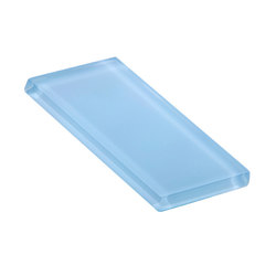 Glasstints | alice blue matte | Carrelage en verre | Interstyle Ceramic & Glass