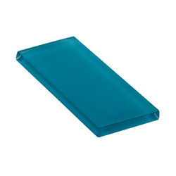 Glasstints | lagoon green matte | Carrelage | Interstyle Ceramic & Glass