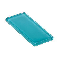 Glasstints | grotto blue glossy | Carrelage en verre | Interstyle Ceramic & Glass