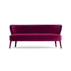 Cloè Sofa | Lounge sofas | black tie