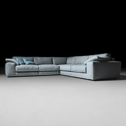 Dante Sofa | Lounge sofas | black tie