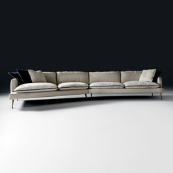 Island Sofa | Loungesofas | black tie
