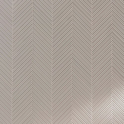 Ikat Dove Gray (Clear & Frosted) | Mosaïques | AKDO