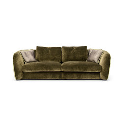 Levante Sofa | Loungesofas | black tie