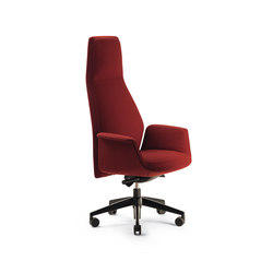 Downtown President | Office chairs | Poltrona Frau
