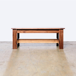 The Cocktail Table | Mesas de centro | Bellwether Furniture