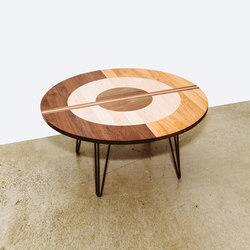 The Concentric Table | Mesas de centro | Bellwether Furniture