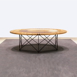 The Epicycle Table | Konferenztische | Bellwether Furniture