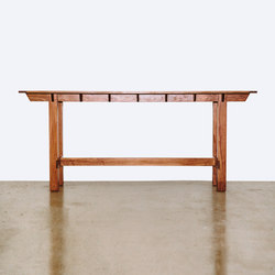 The Farm Cafe Table | Bartische | Bellwether Furniture