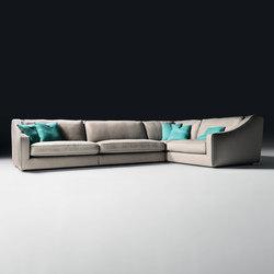 Martin Divano | Divani lounge | black tie
