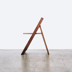 The Walnut Golden Ratio Chair | Sillas | Bellwether Furniture