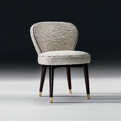 Olivia Chair | Sillas | black tie