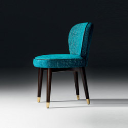 Olivia Chair | Chaises | black tie