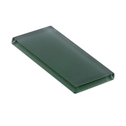 Glasstints | shady green matte | Carrelage | Interstyle Ceramic & Glass