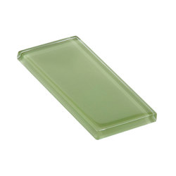Glasstints | willow green glossy | Carrelage en verre | Interstyle Ceramic & Glass