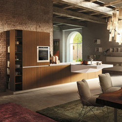 Board | Fitted kitchens | Snaidero USA