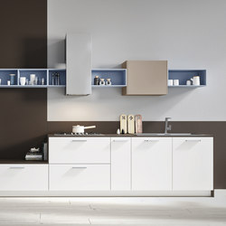 Code | Fitted kitchens | Snaidero USA