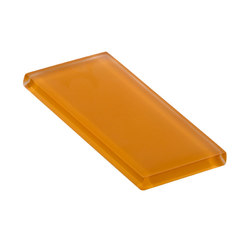 Glasstints | orpiment yellow matte | Carrelage en verre | Interstyle Ceramic & Glass