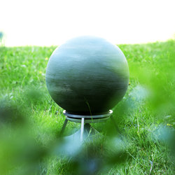 Sphere 360 terracotta moss | Sound systems / speakers | Architettura Sonora