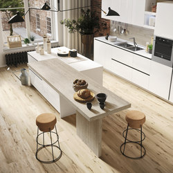 First | Island kitchens | Snaidero USA