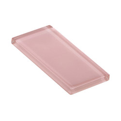 Glasstints | pink pearl glossy | Carrelage en verre | Interstyle Ceramic & Glass