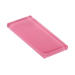 Glasstints | pink lady glossy | Carrelage en verre | Interstyle Ceramic & Glass