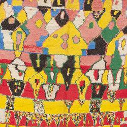 Colorful Vintage Mid Century Moroccan Rug | Rugs | Nazmiyal Rugs