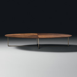Oleg Coffee Table | Mesas de centro | black tie