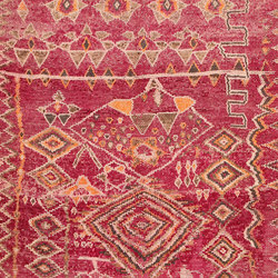 Colorful Vintage Moroccan Rug | Formatteppiche | Nazmiyal Rugs